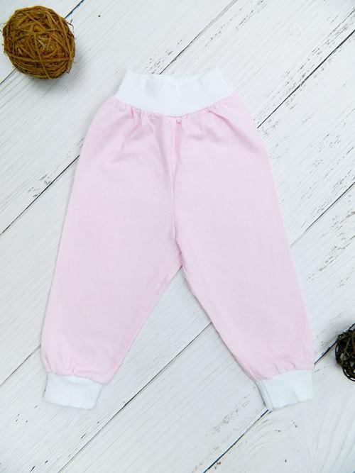 Штанишки 1402, светло-розовые