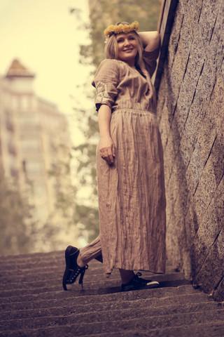 Мальва. Платье женское PL-4242