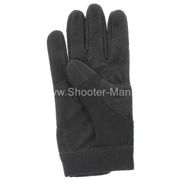 Армейские перчатки Miltec by Sturm черные 12521002