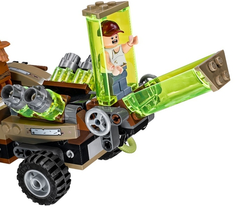 LEGO Super Heroes: Бэтмен: Жатва страха 76054 — Batman: Scarecrow Harvest of Fear — Лего Супергерои ДиСи