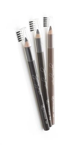 Dermacol Soft Eyebrow Pencil Мягкий карандаш для бровей с щеточкой, 2гр