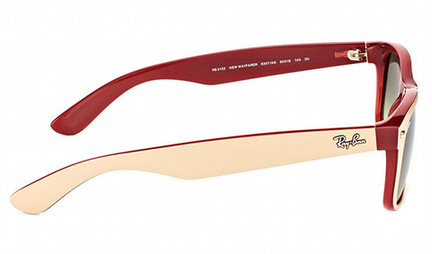 New Wayfarer RB 2132 6307/A6 Color Mix