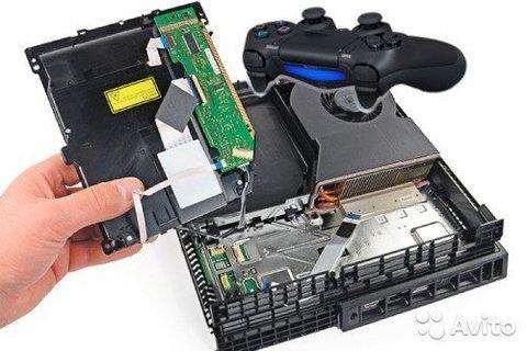 Замена HDD + профилактика