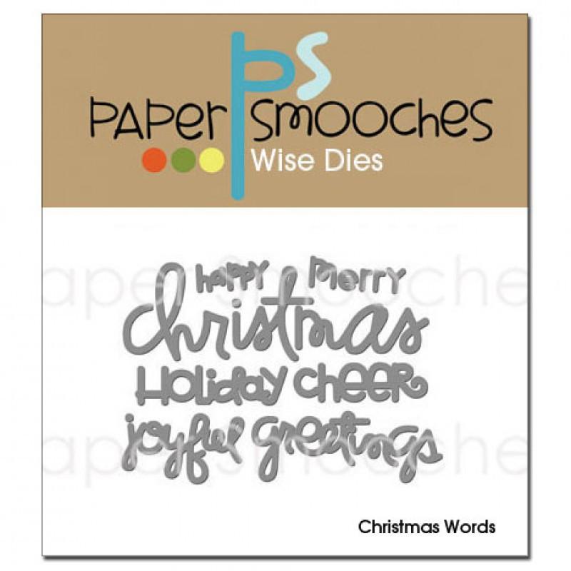 Набор ножей Christmas Words