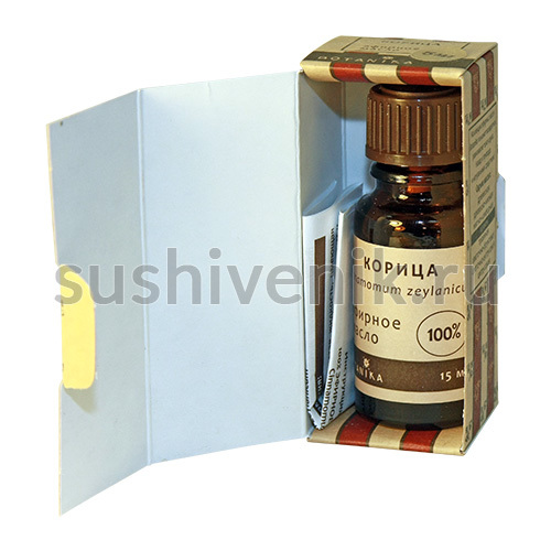 Cinnamon bark oil / Cinnamomum zeylanicum