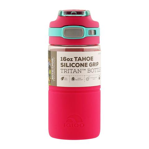 Бутылка Igloo Tahoe 16 (0,47 литра), розовая