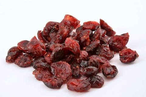 Брусника, ягода сушёная