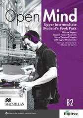 Open Mind Upp-Int SBk Pack