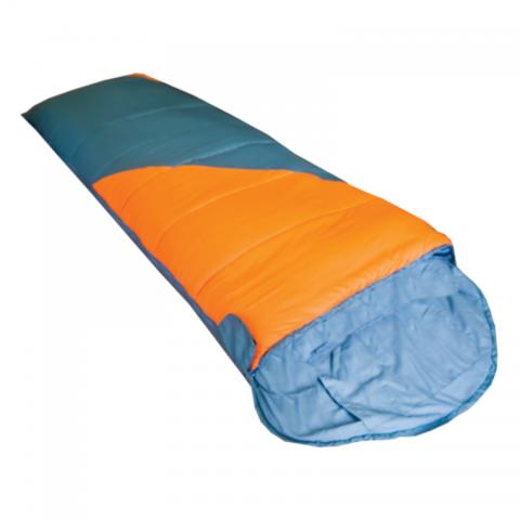 Летний спальный мешок Tramp Fluff (оранжевый/серый)