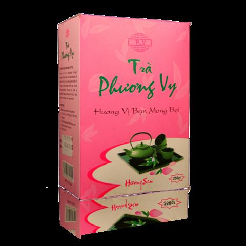 Чай зеленый Phuong Vy, с Лотосом, 250 гр.