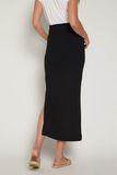 Юбка для беременных 09357 черный