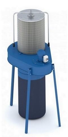 Рециркуляционный пылеулавливающий агрегат ПФЦ-1250К