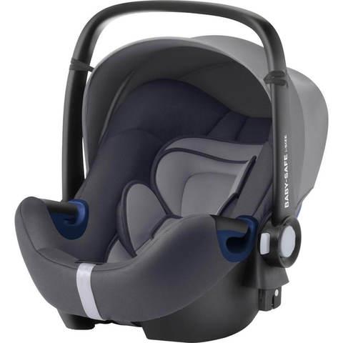 Автокресло Britax Roemer Baby-Safe2 i-Size Storm Grey