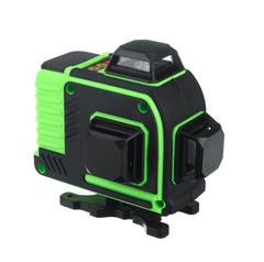 Лазерный уровень самовыравнивающийся DEKO 360° GL703 16 зеленых лучей(верхний и нижний горизонт)