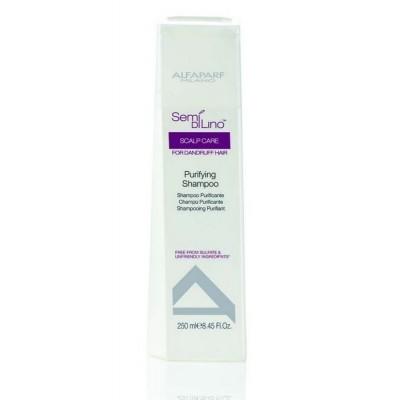 Alfaparf Milano SDL Scalp: Очищающий шампунь для волос (Puryfing Shampoo), 250мл
