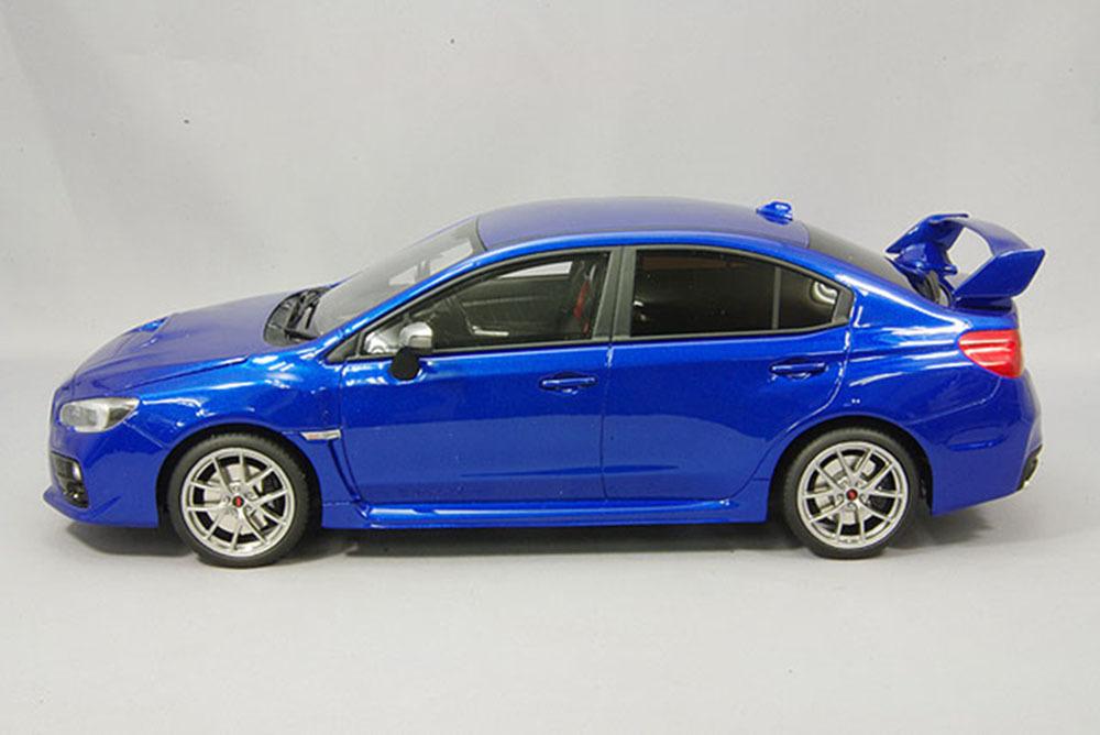 Коллекционная модель Subaru WRX STI 2014