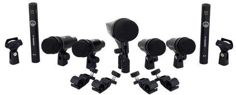 AKG DRUMSET SESSION 1 комплект мікрофонів для барабанів
