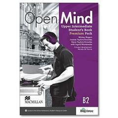 Open Mind Upp-Interm SBk Premium Pack