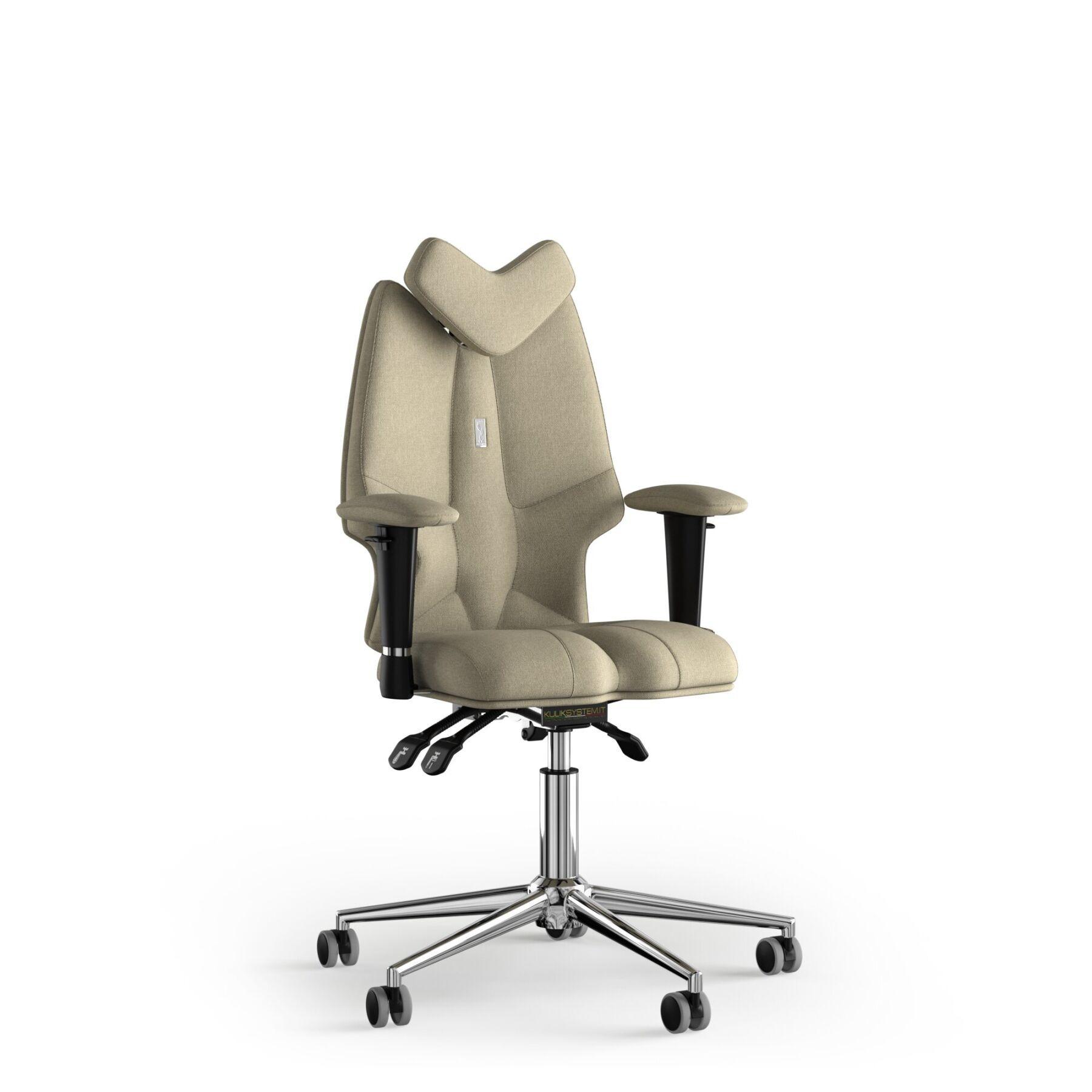 Кресло KULIK SYSTEM FLY Ткань с подголовником