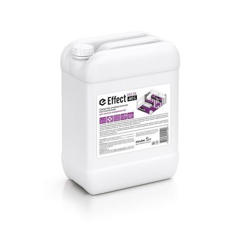 Средство для мытья поверхностей Effect Delta 401 5 л (концентрат)