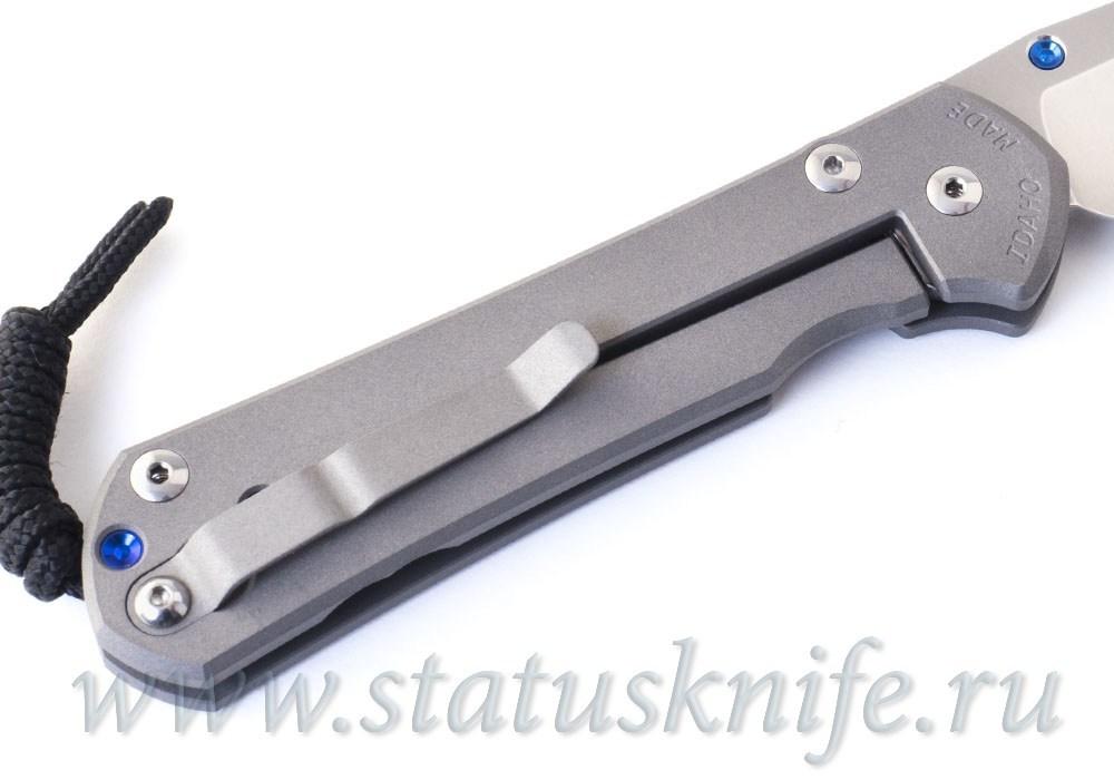 Нож Chris Reeve Sebenza Large 31 - фотография