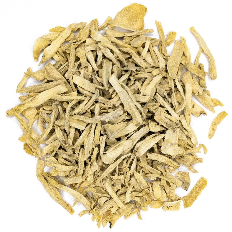 Травы и добавки Имбирь корень сушеный, 100 гр imbir-koren-susheniy-teastar.jpg
