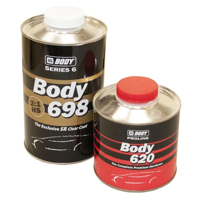 Лаки Лак HB Body 698 2:1 + отвердитель Body620 body_698_620.jpg