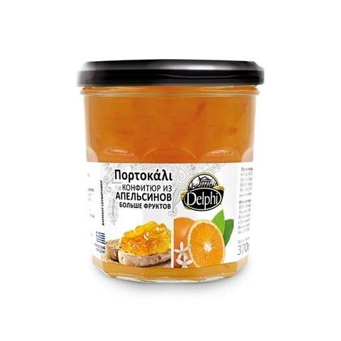Конфитюр из апельсинов Delphi 370 гр