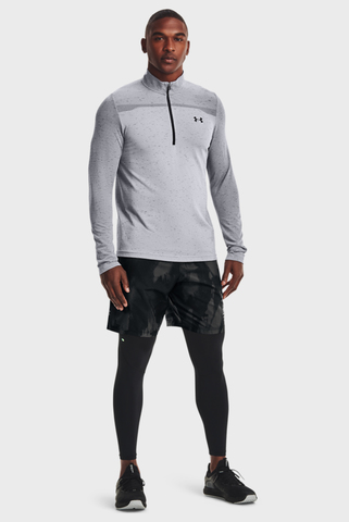 Мужские черные шорты UA Woven Adapt Shorts-BLK Under Armour