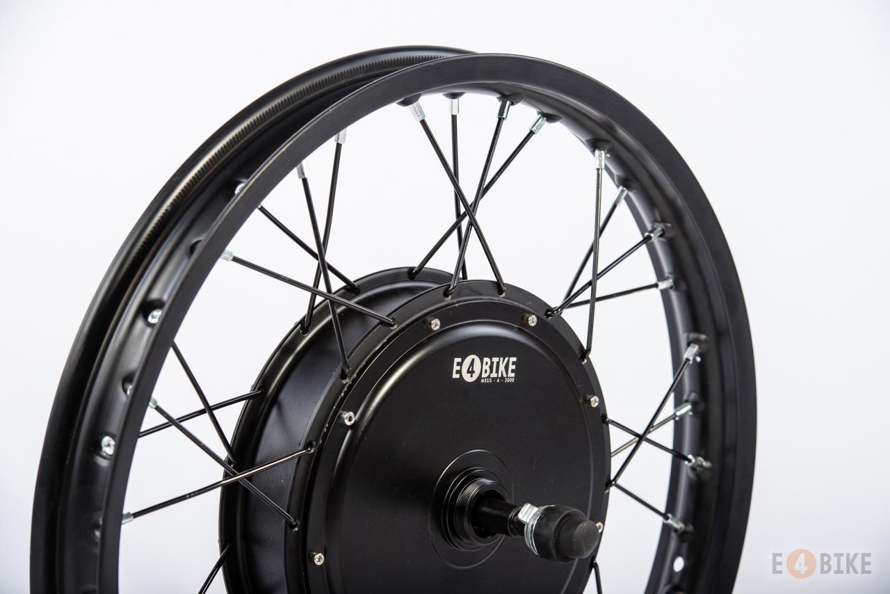 Мотор-колесо E4BIKE Turbo-S (Миникрошка V3), 3000 Вт