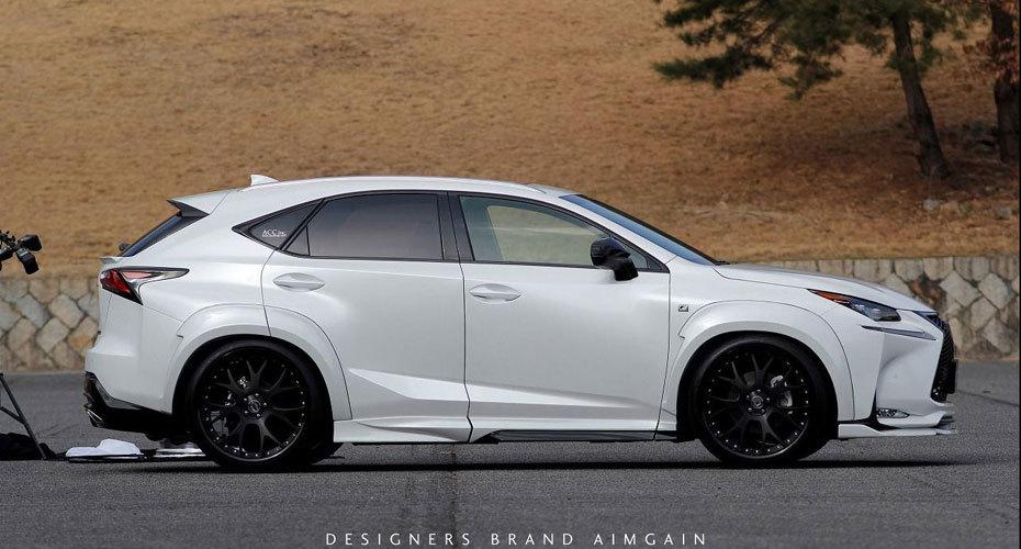 Обвес Aimgain для Lexus NX200t/NX300h