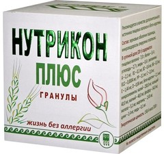 Нутрикон Плюс, гранулы, 350г