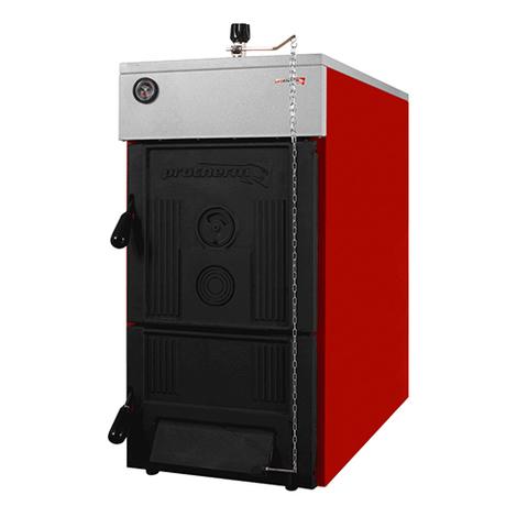 Котел твердотопливный Protherm БОБЕР 30 DLO - 24 кВт (5 секций, чугунный)