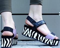 Модные женские сандали на платформе Richesse RZ