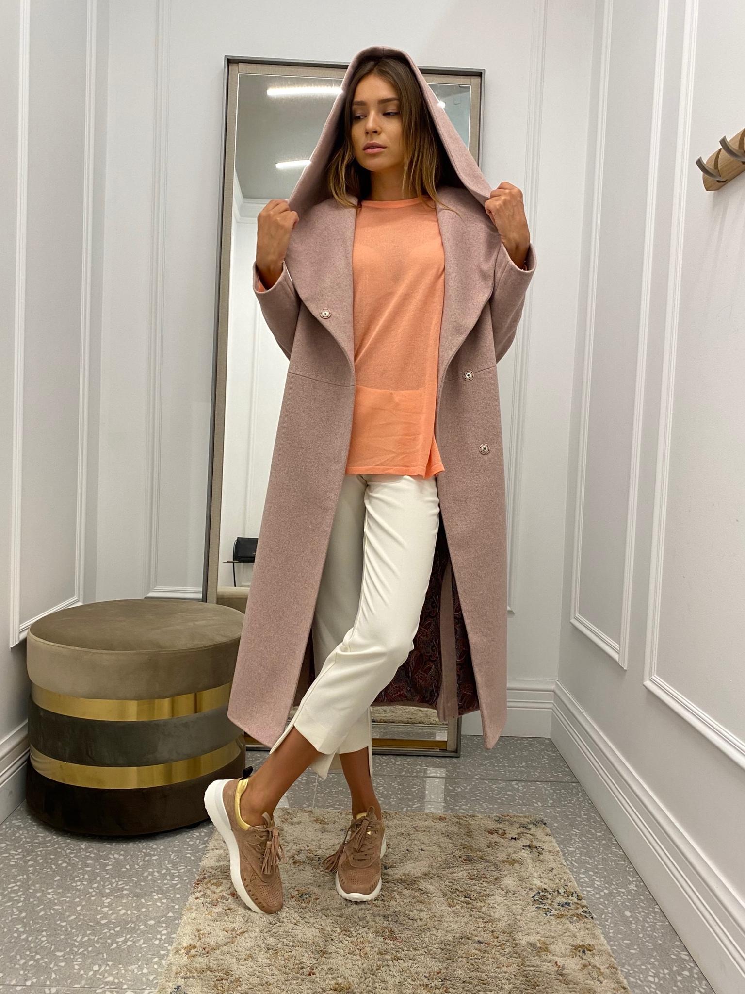 Пальто, Ballerina, VIEN (розовый)