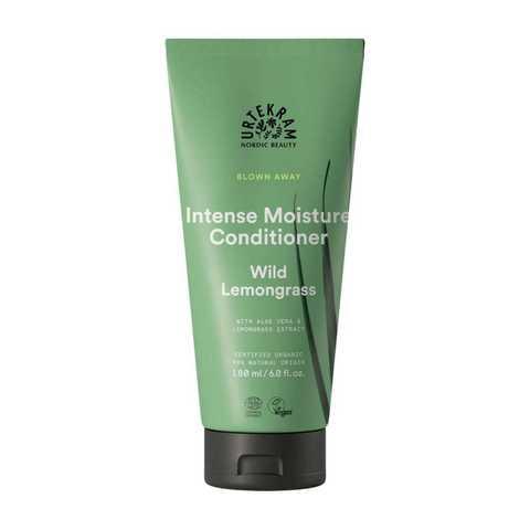 Urtekram Кондиционер для интенсивного увлажнения волос «Дикий лемонграсс», 180 мл