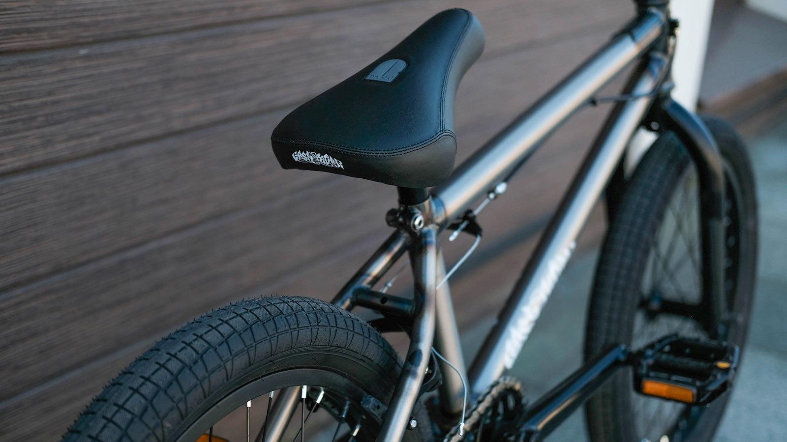 Велосипед bmx подростковый седло