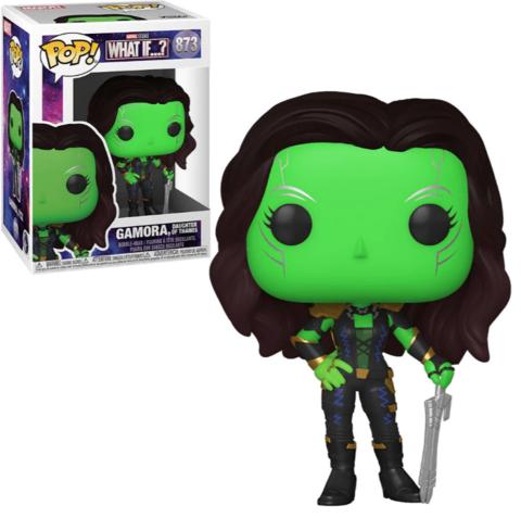 Funko POP! Bobble Marvel What If Gamora