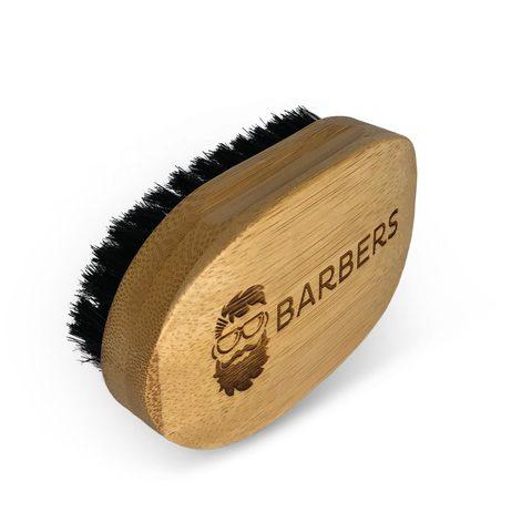Щітка для бороди Barbers Bristle Beard Brush (1)