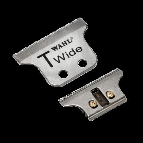 Триммер Wahl Detailer X-Tra-Wide 5Star, сетевой, 3 насадки, серебристый