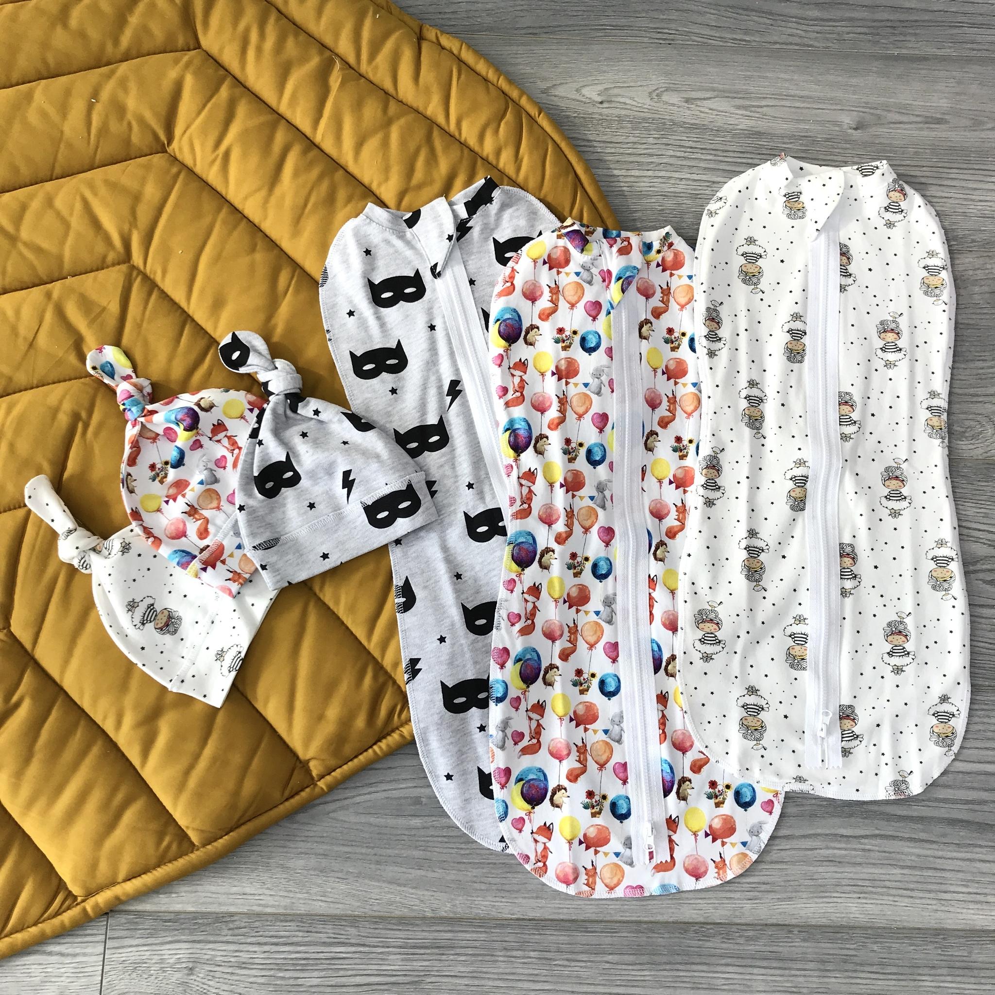 Коконы для сна новорожденных