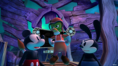 Disney Epic Mickey 2 : The Power of Two (для ПК, цифровой ключ)