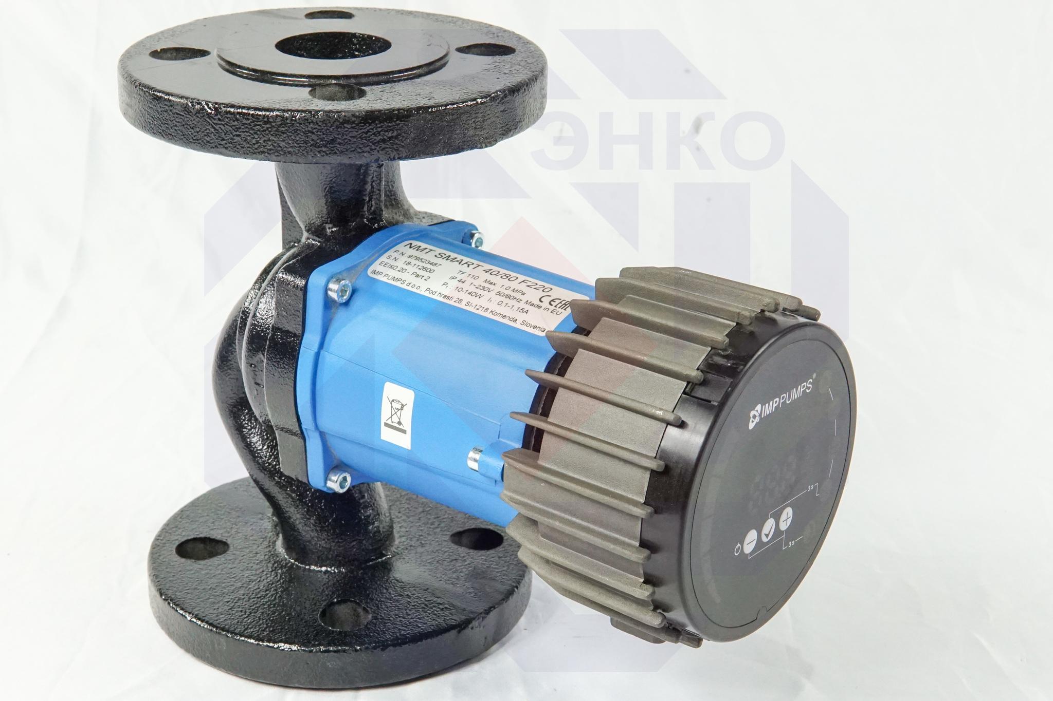 Насос циркуляционный IMP NMT SMART 40/80 F