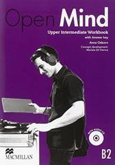 Open Mind Upp-Interm WBk (key)+CD