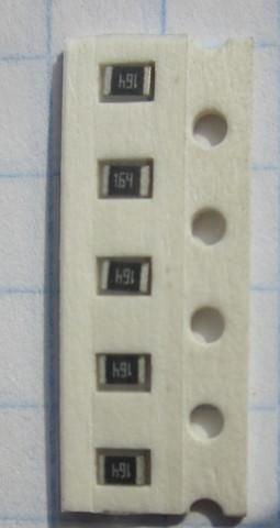 160 кОм чип 0805