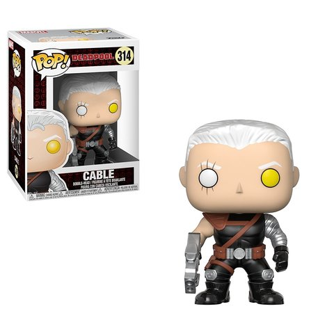 Фигурка Funko POP! Bobble: Marvel: Deadpool Parody: Cable 30862