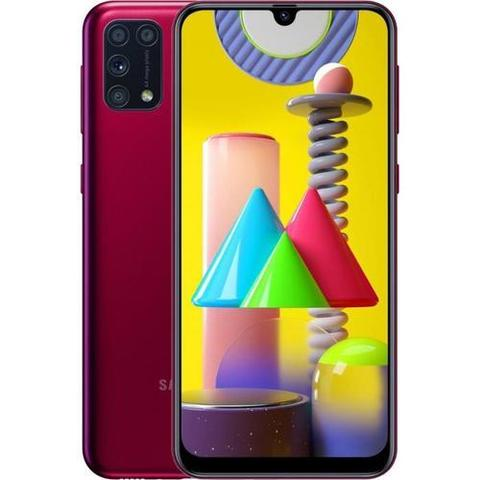 Смартфон Samsung Galaxy M31 128GB (Красный)