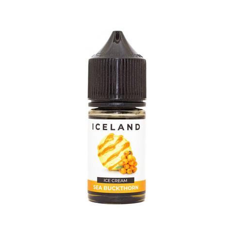 Жидкость Iceland Salt 30 мл Sea Buckthorn