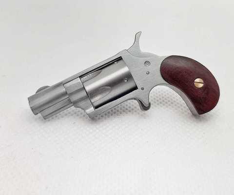 Miniature 2.5mm NAA revolver