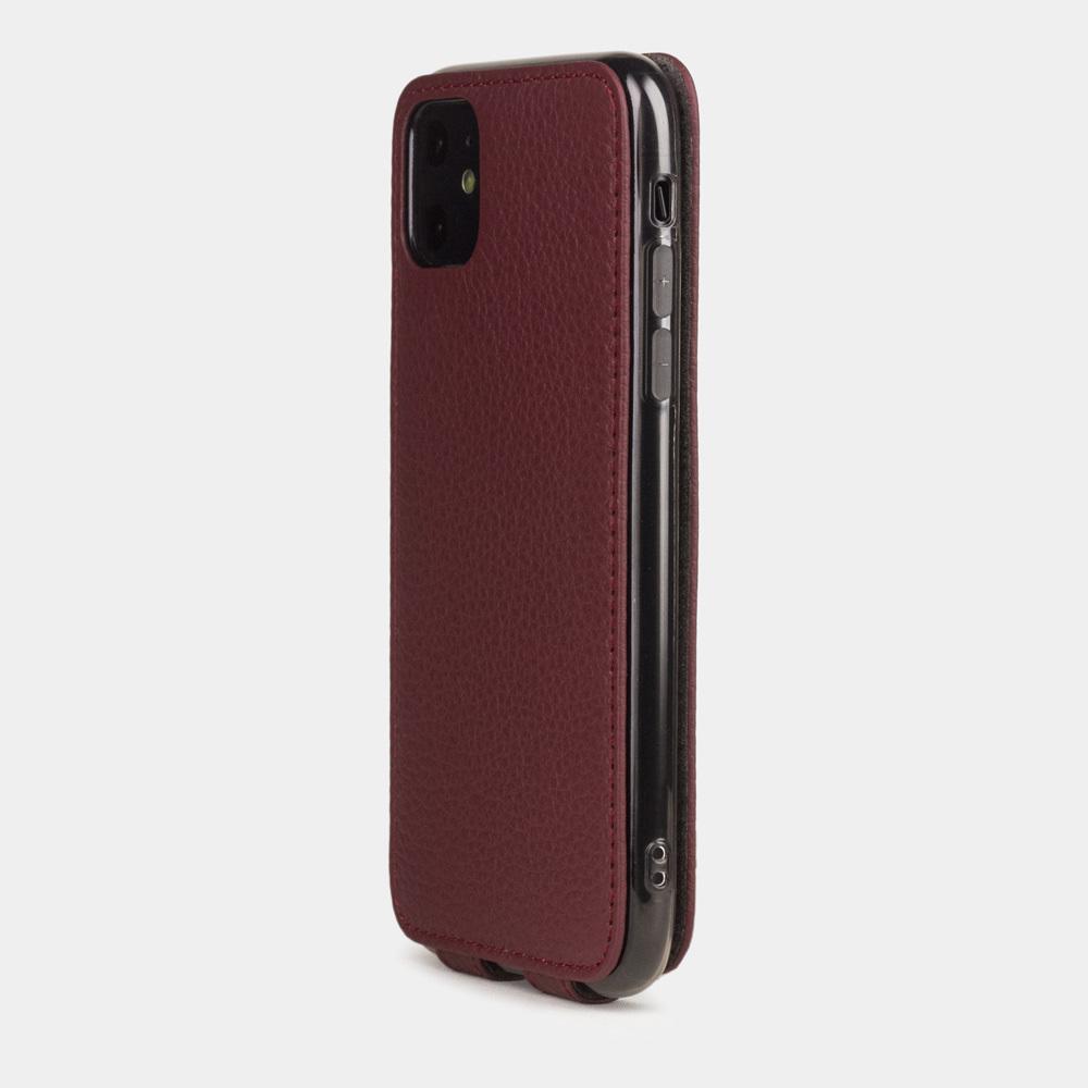 Case for iPhone 11 - bordeaux